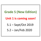 Grade 5 New Edition - JUMP Math Digital Lesson Slides (SMART or PPT)