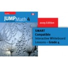 Grade 4 (2009 Edition) - JUMP Math Digital Lesson Slides (SMART only)