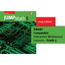 Grade 5 (2009 Edition) - JUMP Math Digital Lesson Slides (SMART only)