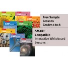 FREE JUMP Math Digital Lesson Slides (SMART or PPT) - Canada Samples