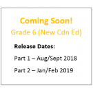 Grade 6 New Edition - JUMP Math Digital Lesson Slides (SMART or PPT)